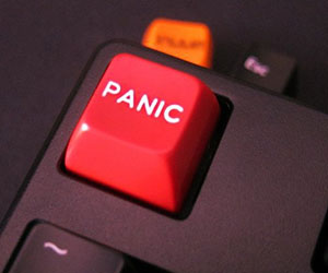 keyboard-panic-button